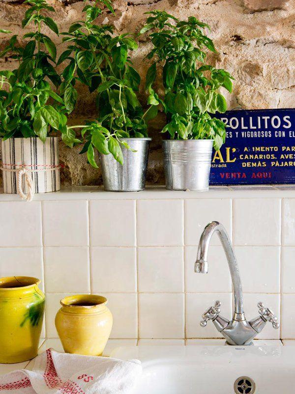 Ideas coquetas y pr cticas para decorar la cocina for Practicas de cocina