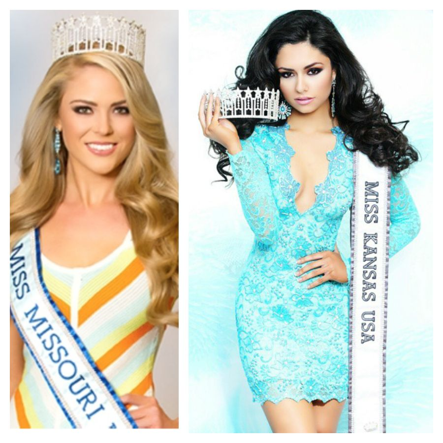 Did you know Bridal Elegance is a wardrobe sponsor for Miss Kansas ...