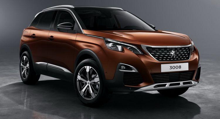 Peugeot Reveals Qashqai Rivalling 3008 Suv 39 Pics Carscoops Peugeot 3008 Peugeot Nissan Qashqai
