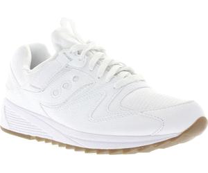 Stile monocromatico per le Saucony Grid 8500, le sneakers