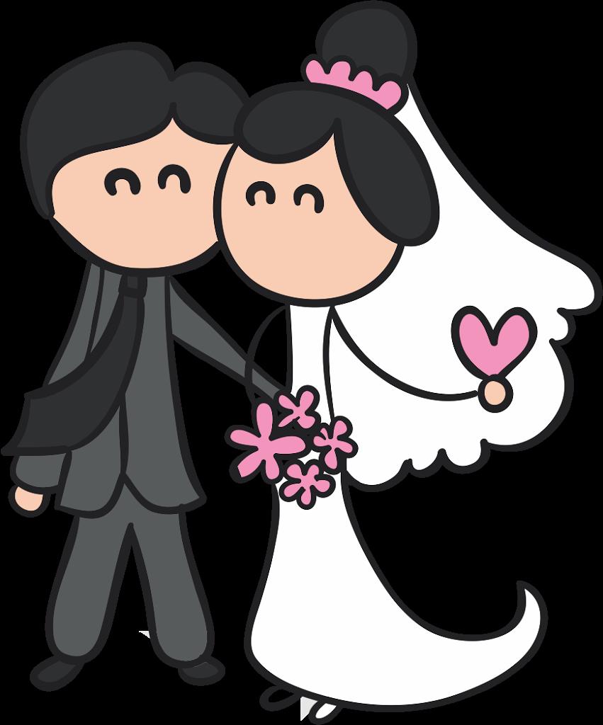 Vector Flores Convites Convites Casamento Casamento Png E: Desenho De Noivinhos Para Convite