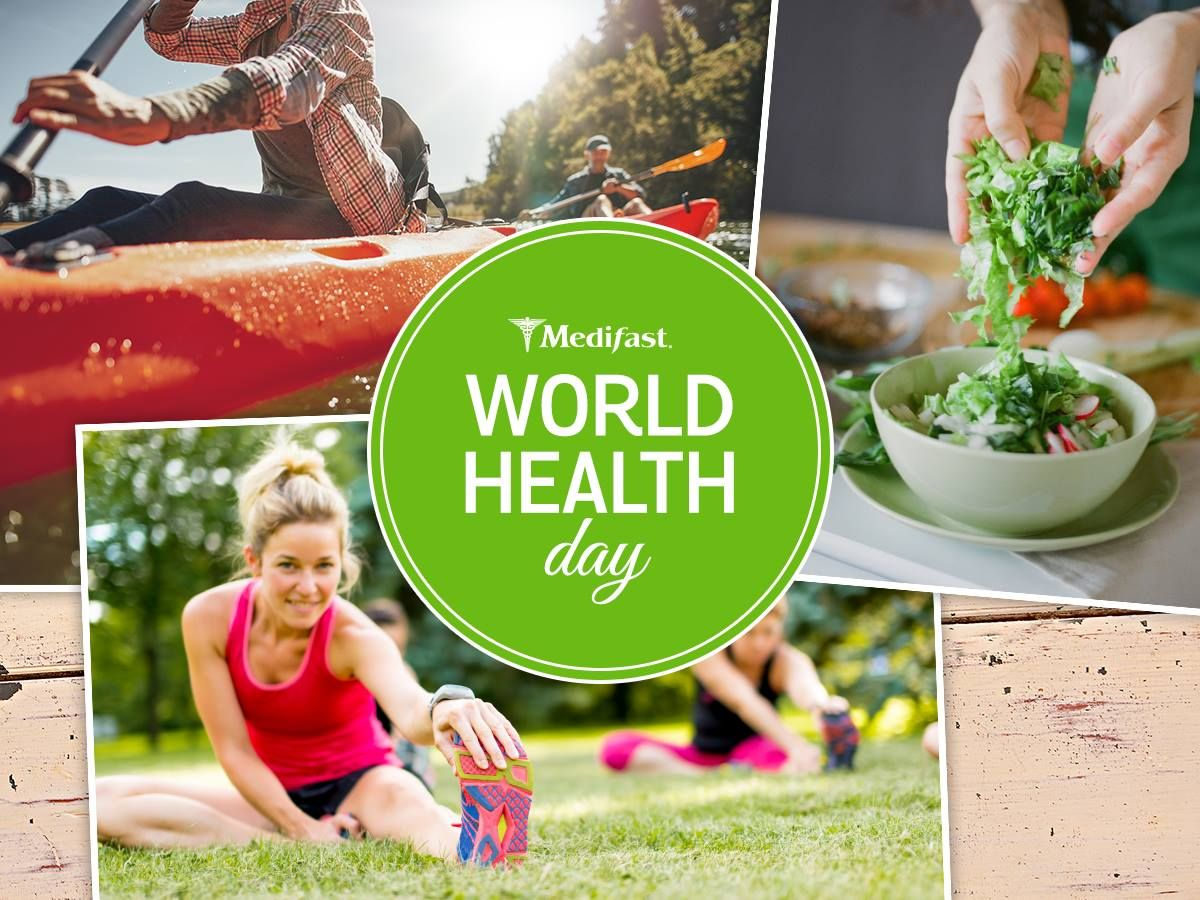 What does a healthy lifestyle mean to you? Help us