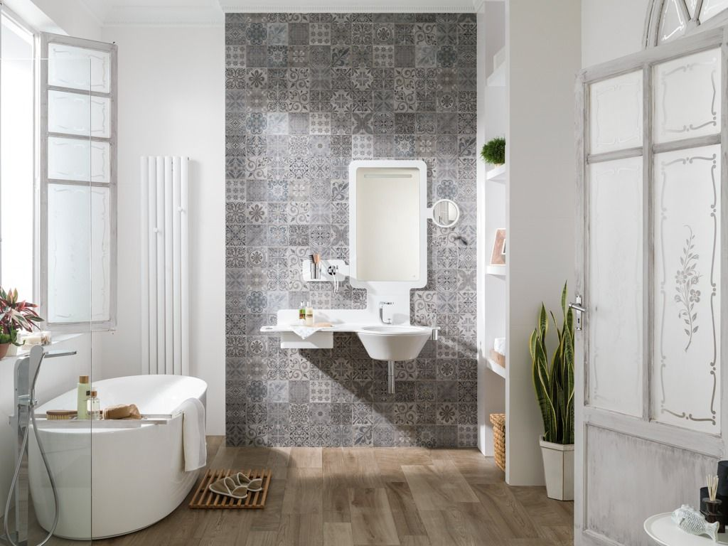 azulejos baño vintage - Google Search | baño | Pinterest | Azulejos ...