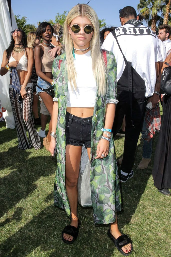 Coachella 2016 Top 7 Celebrity Shoe Looks Celebrity