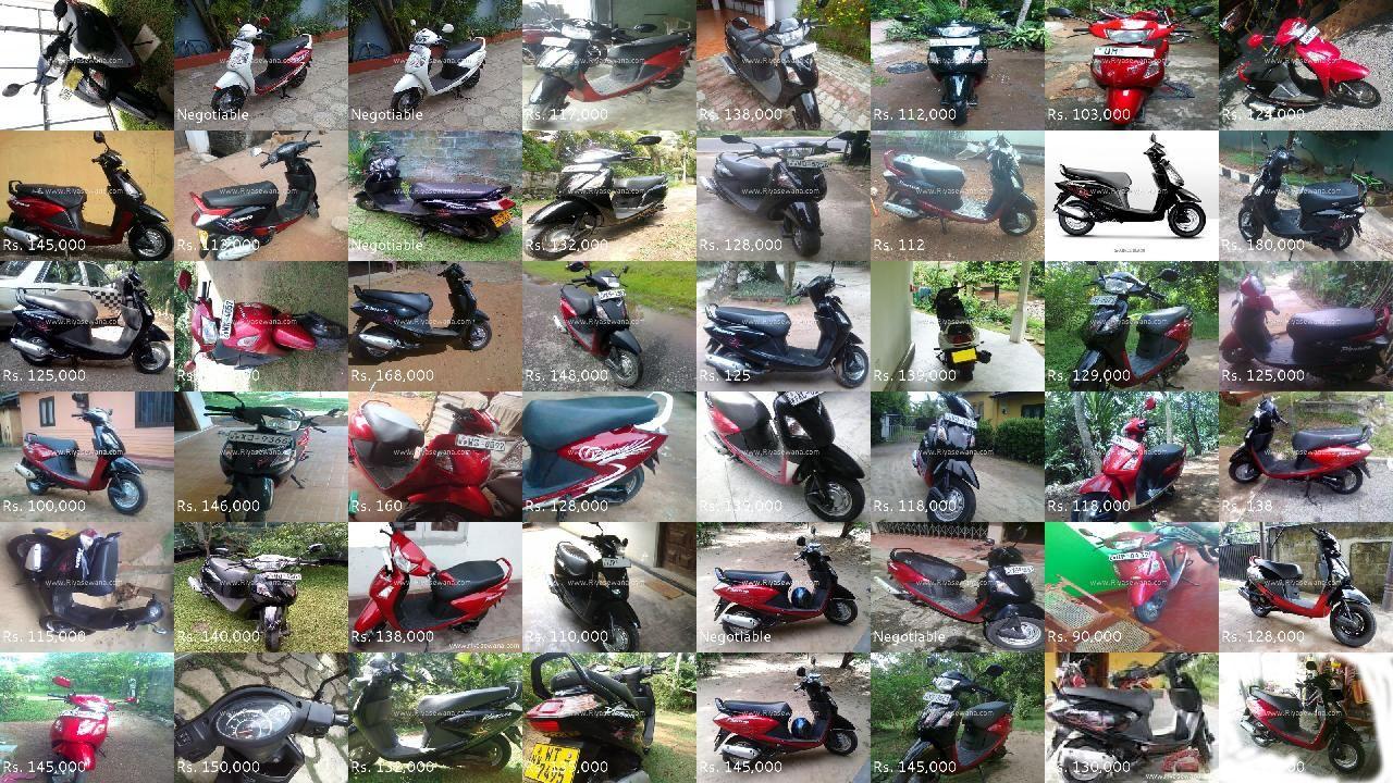 HeroHonda Pleasure Bikes / Scooters for sale on