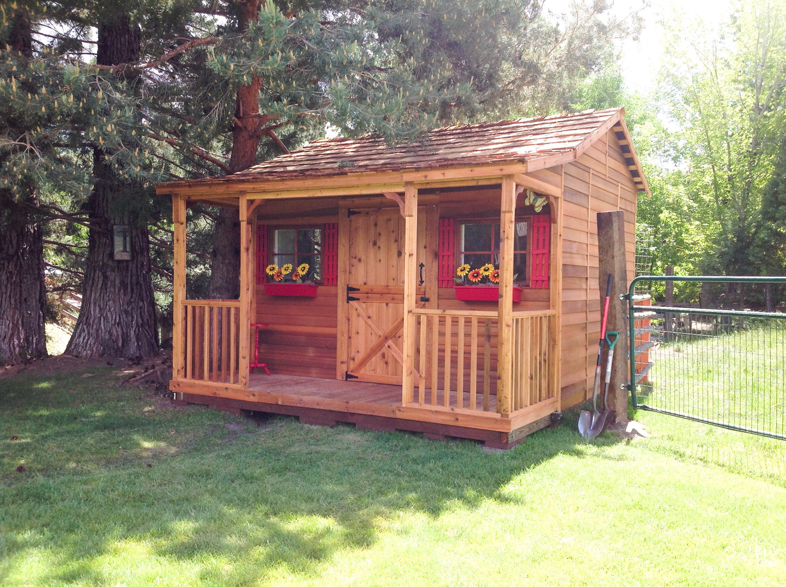 Ranchhouses - Prefab Cottage Kits | Tiny house kits, Shed ...