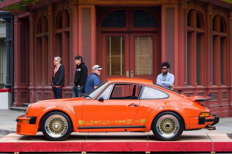 Orange Crush Porsche 934 Turbo Rsr Orange Crush Porsche Dream Cars