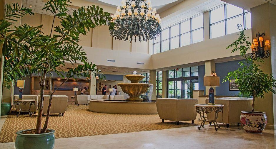 Lobby At Ocean Place Resort Spa Long Branch Nj Stay Ocean