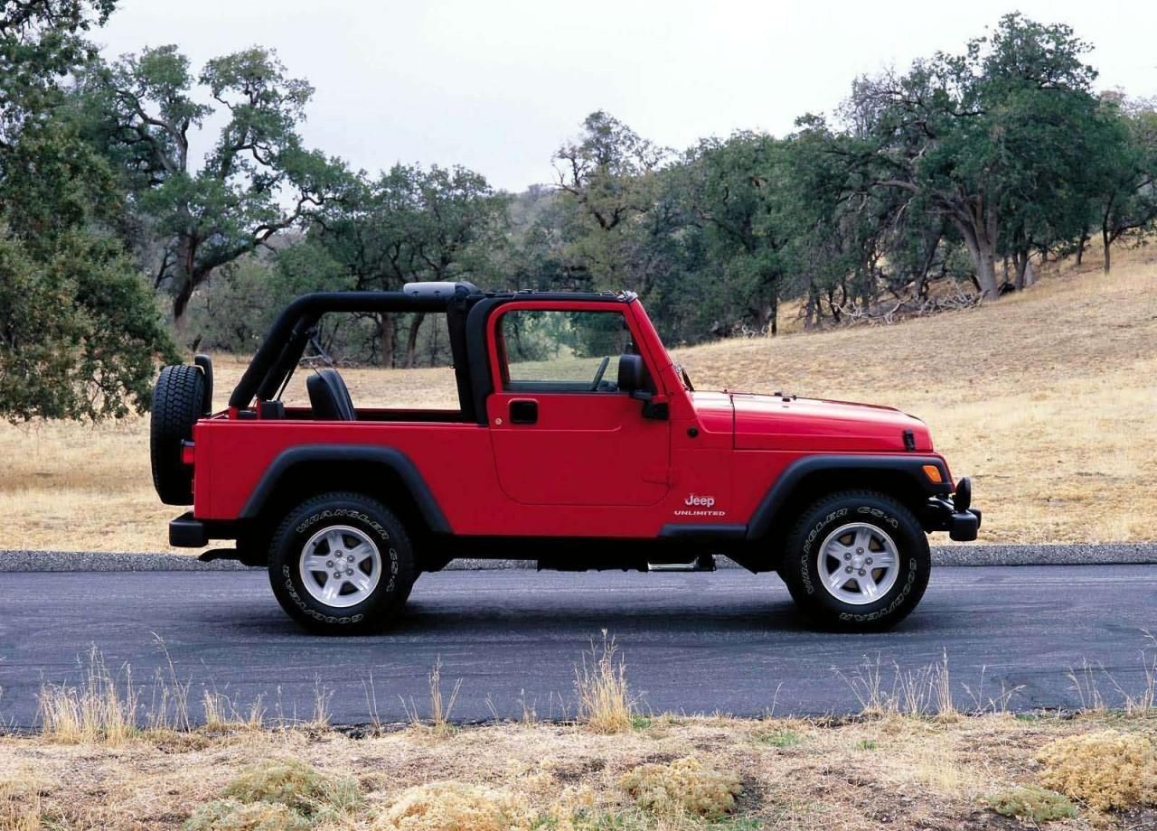 Exceptional 2004 Jeep Wrangler Unlimited
