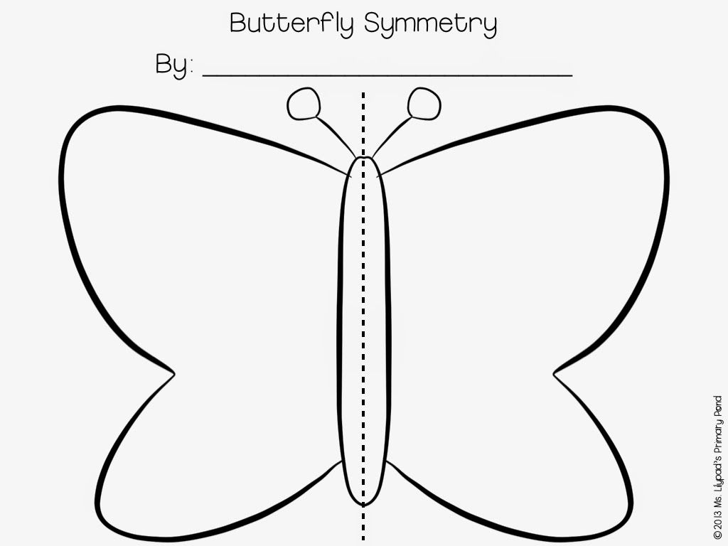 Ideas For A Life Cycles Unit Learning At The Primary Pond Life Cycles Butterflies Activities Symmetry Activities [ 768 x 1024 Pixel ]
