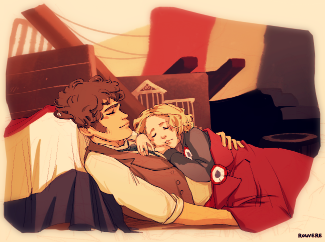 gavroche and courfeyrac relationship quiz