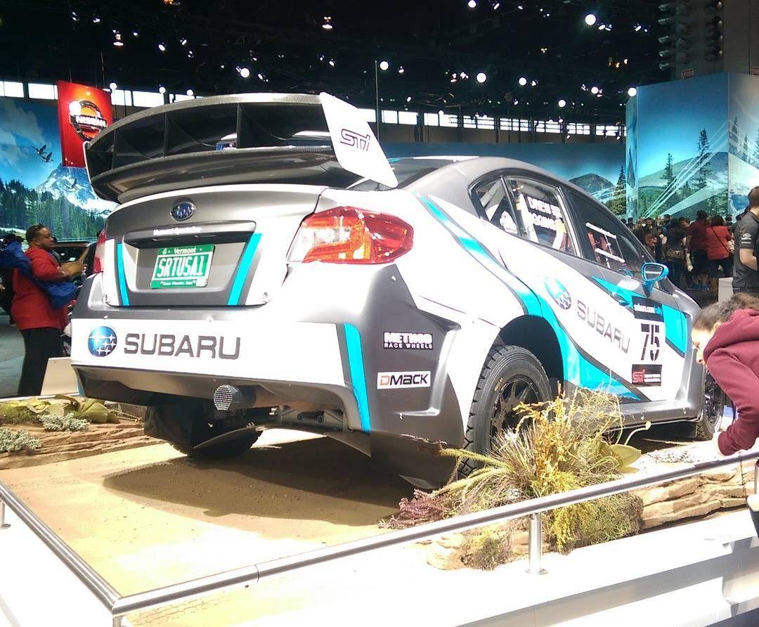 #chicagoautoshow #Subaru #impreza #sti #subarusti #subaruimpreza #wrx #subaruwrx by 1badrapdak