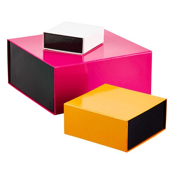 Collapsible gift boxes negle Gallery