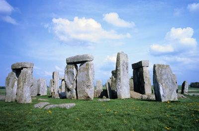 Famous Landmarks | Stonehenge and Scotland