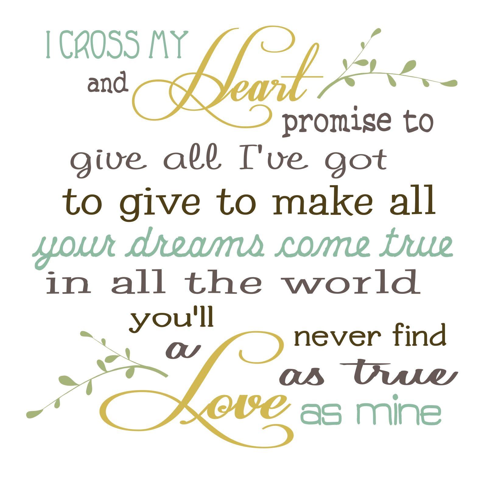 I Cross My Heart George Strait 3
