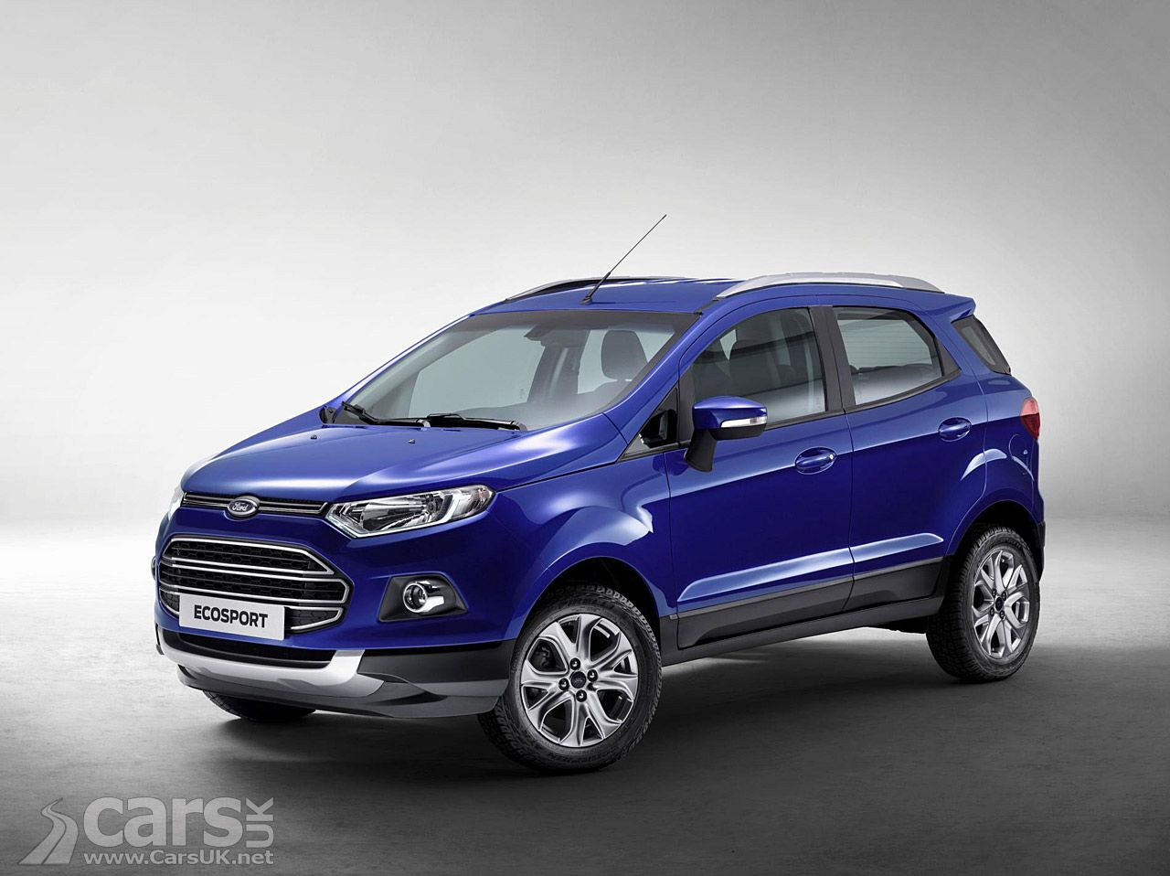 Ford Ecosport To Be Made More European To Boost Sales With
