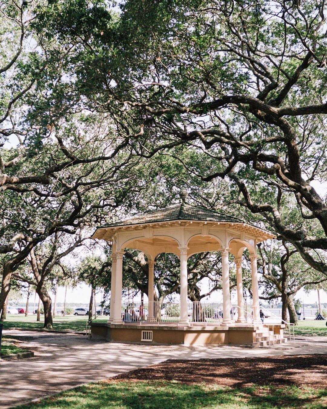 a60341eb0febcd39a0e642ff0de32f1e - White Point Gardens In Charleston Sc
