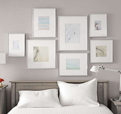 Arrange A Modern Frame Wall Ideas Advice Room Board Frames On Wall Picture Frame Arrangements Wall
