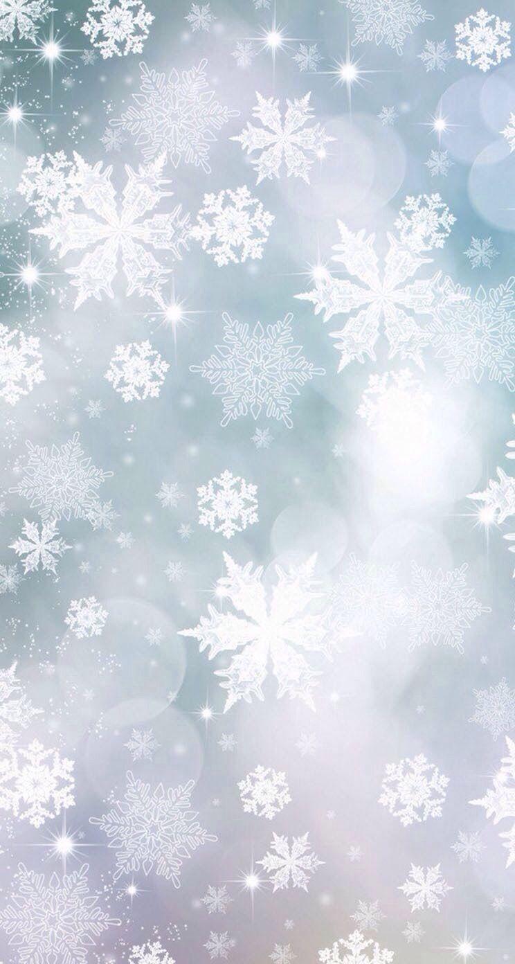 Snowflakes | papeles navidad | Pinterest | Wallpaper, Wallpaper ...