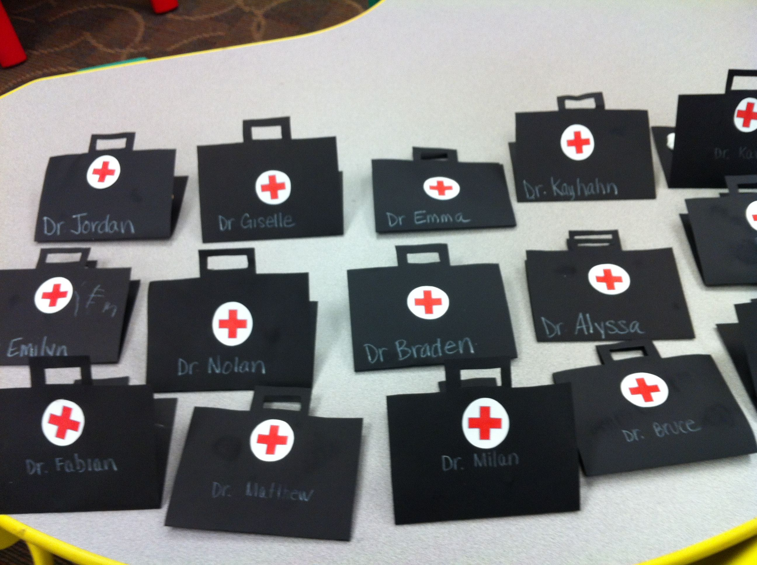 community helpers theme doctor u0027s kits www