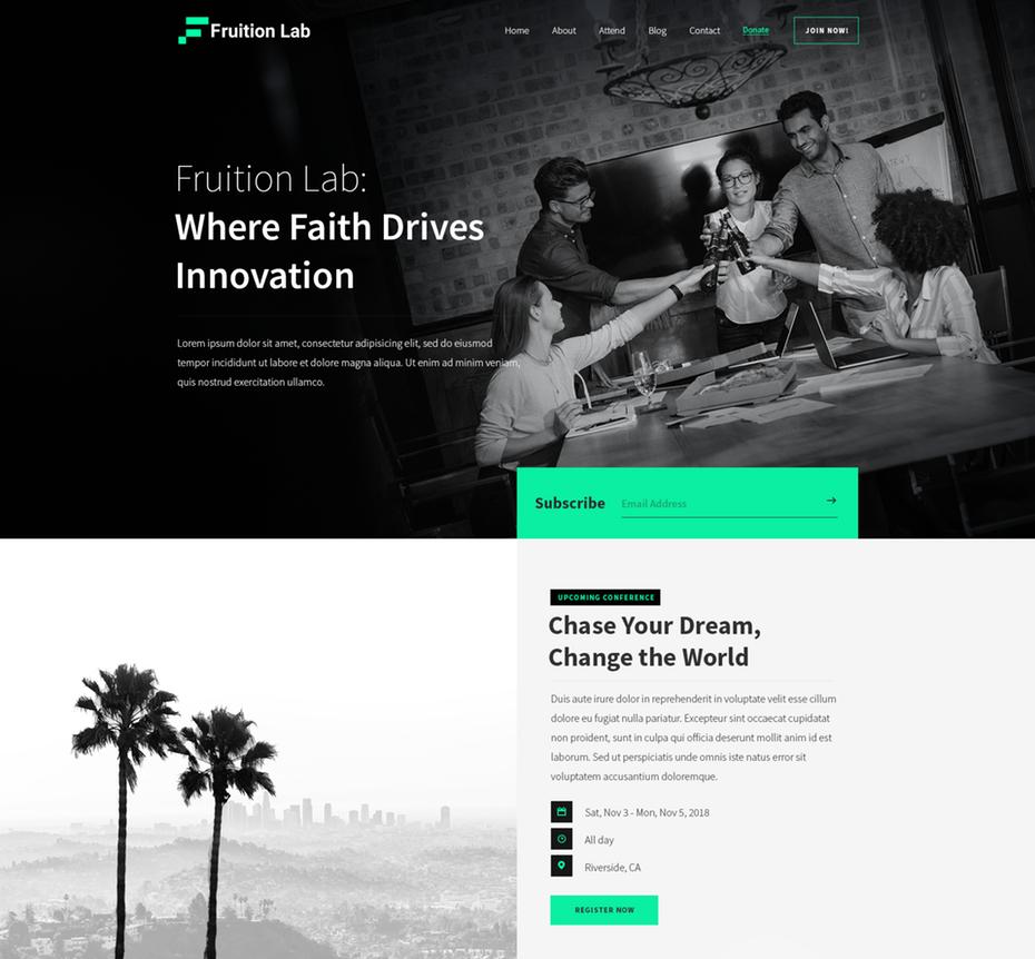 10 Innovative Web Design Trends For 2019 99designs Web Design Trends Best Landing Page Design Web Design