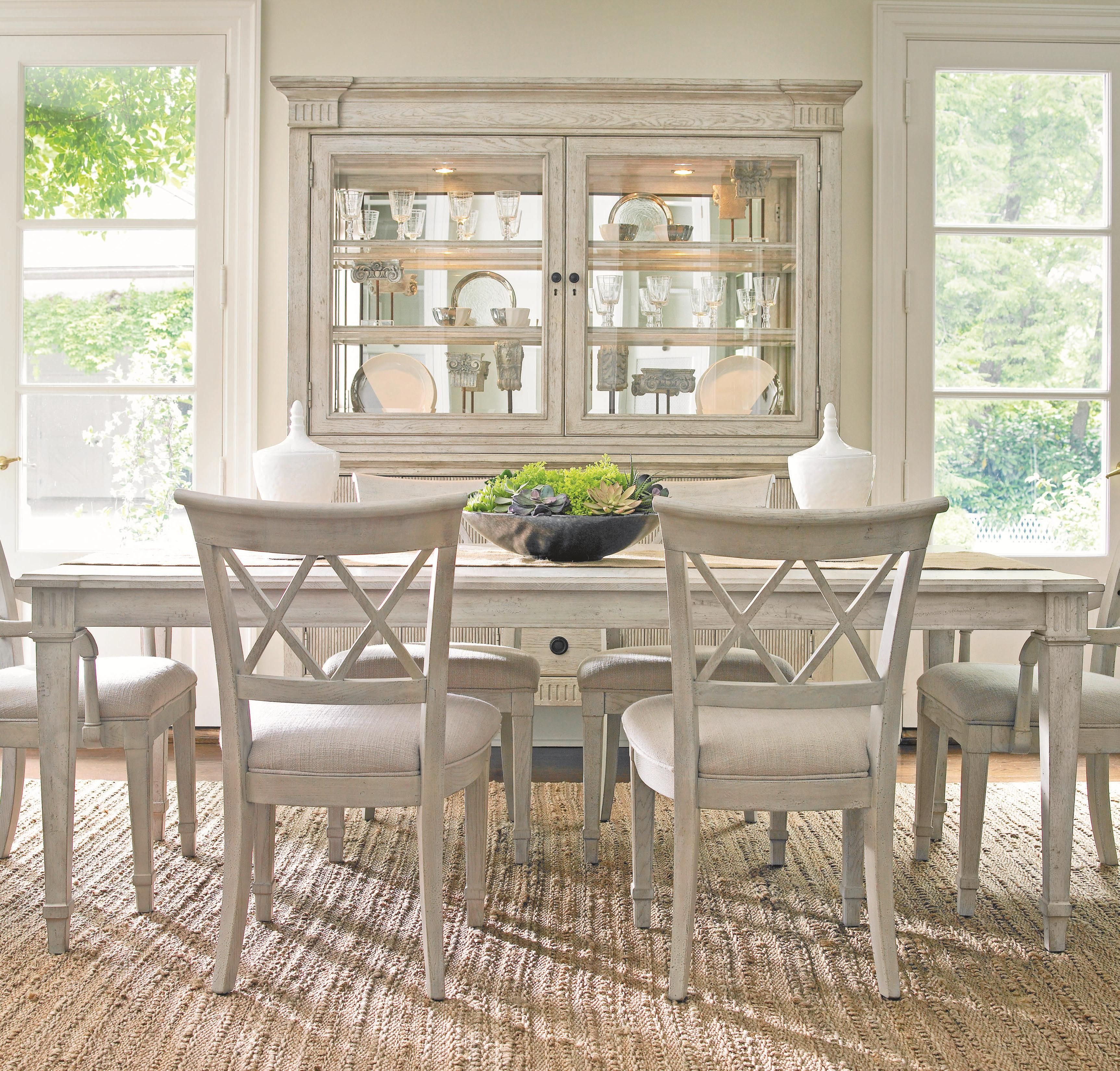 Alfresco Leg Table By Pennsylvania House By Universal At Stoney