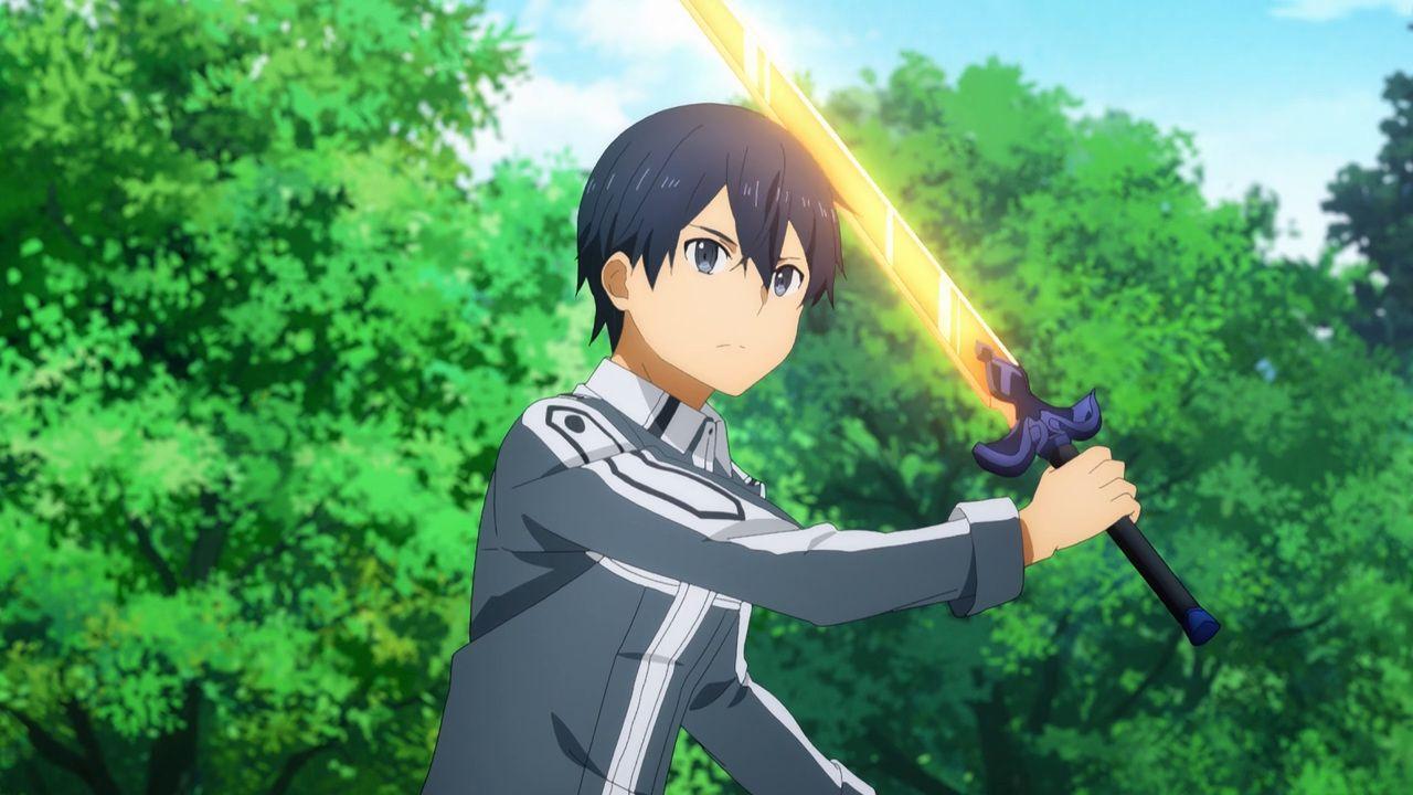 Sword Art Online Alicization T.V. Media Review Episode 7