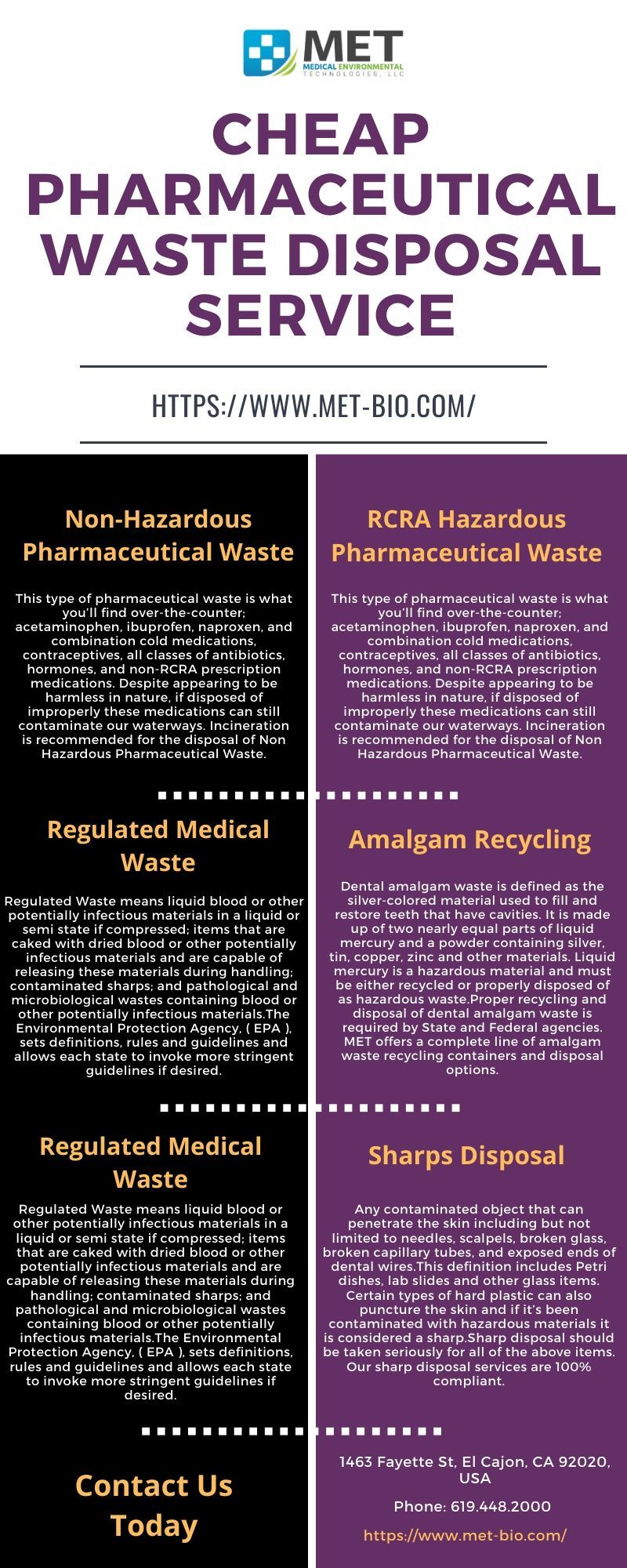Pin by Met Bio on Medical Waste Management in 2020