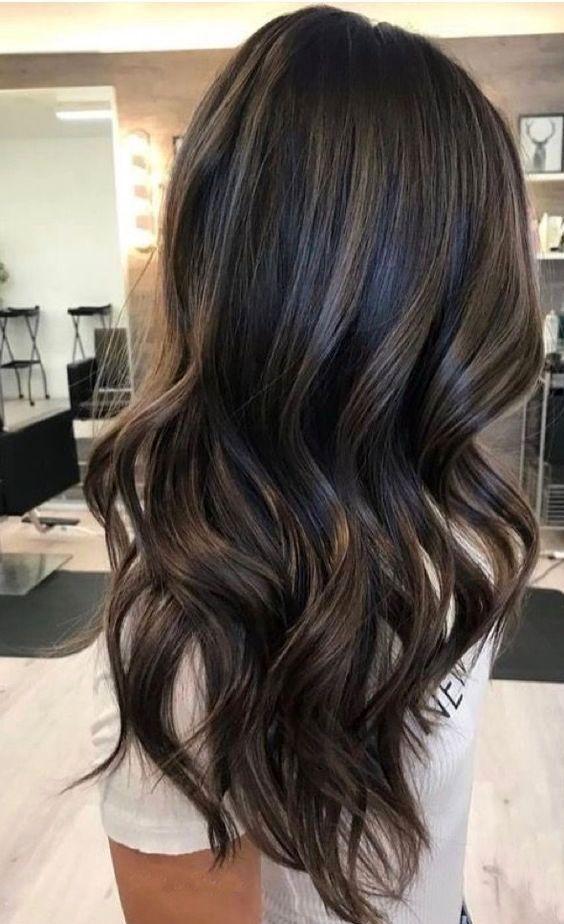 6 Kinds Of Big Wave And Micro Curl Hair Style Gaya Rambut Rambut