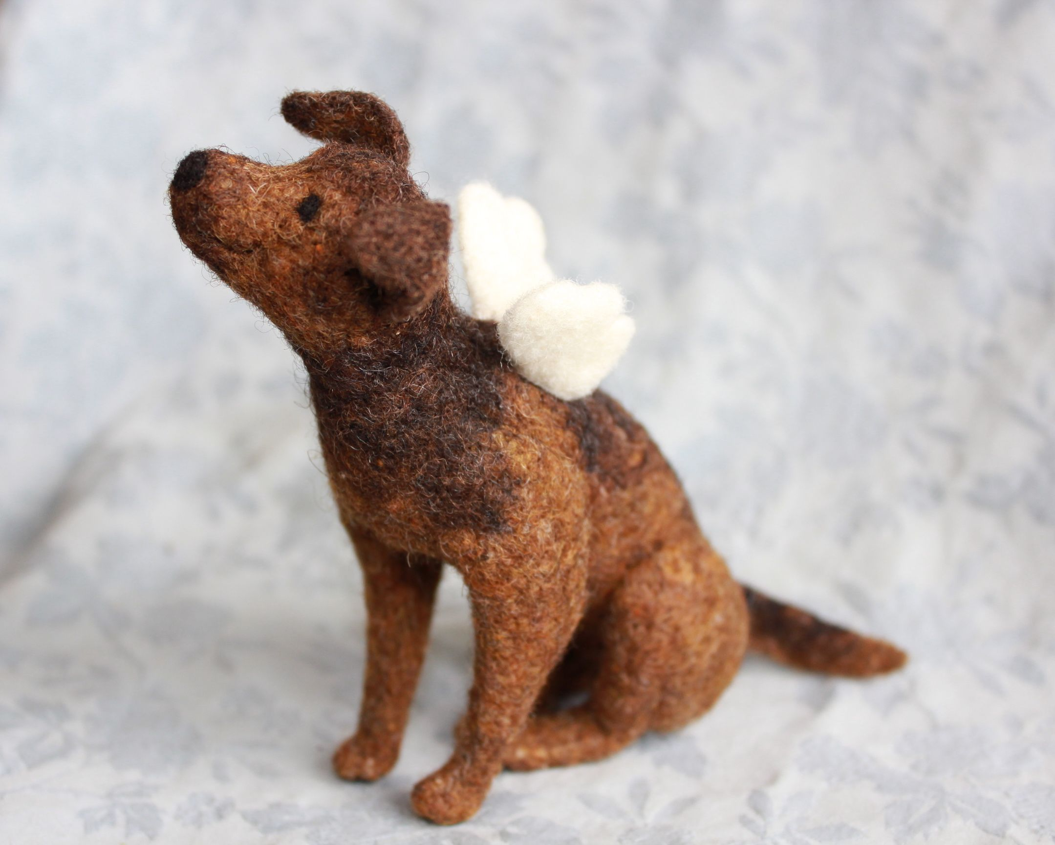 cd3839df7a85e Fiber Friends | Tiny Felt Corgis and Dogs | Corgis and Dogs | Pet ...