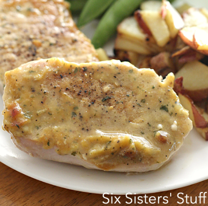 Pork chop crock pot recipes chicken broth
