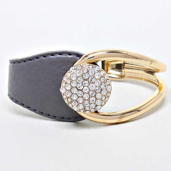 Crystal Kate Bracelet in Ashen