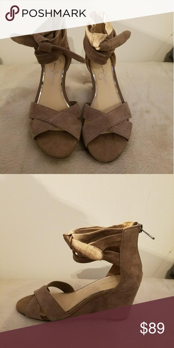 6aa4f7eeb83a Jessica Simpson Sandals (BRAND NEW!!!) Jessica Simpson Cyrena Wedge Sandals
