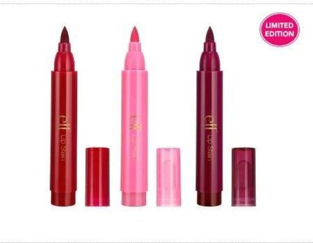 e.l.f. Essential Holiday 3 Piece Jumbo Lip Stain Set
