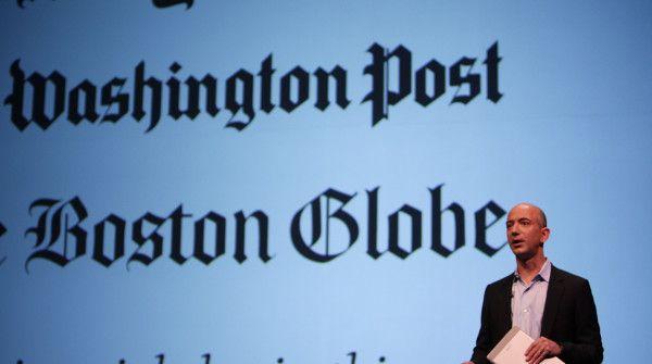 Così Jeff Bezos ha cambiato il Washington Post. #Amazon #editoria #giornalismo #media