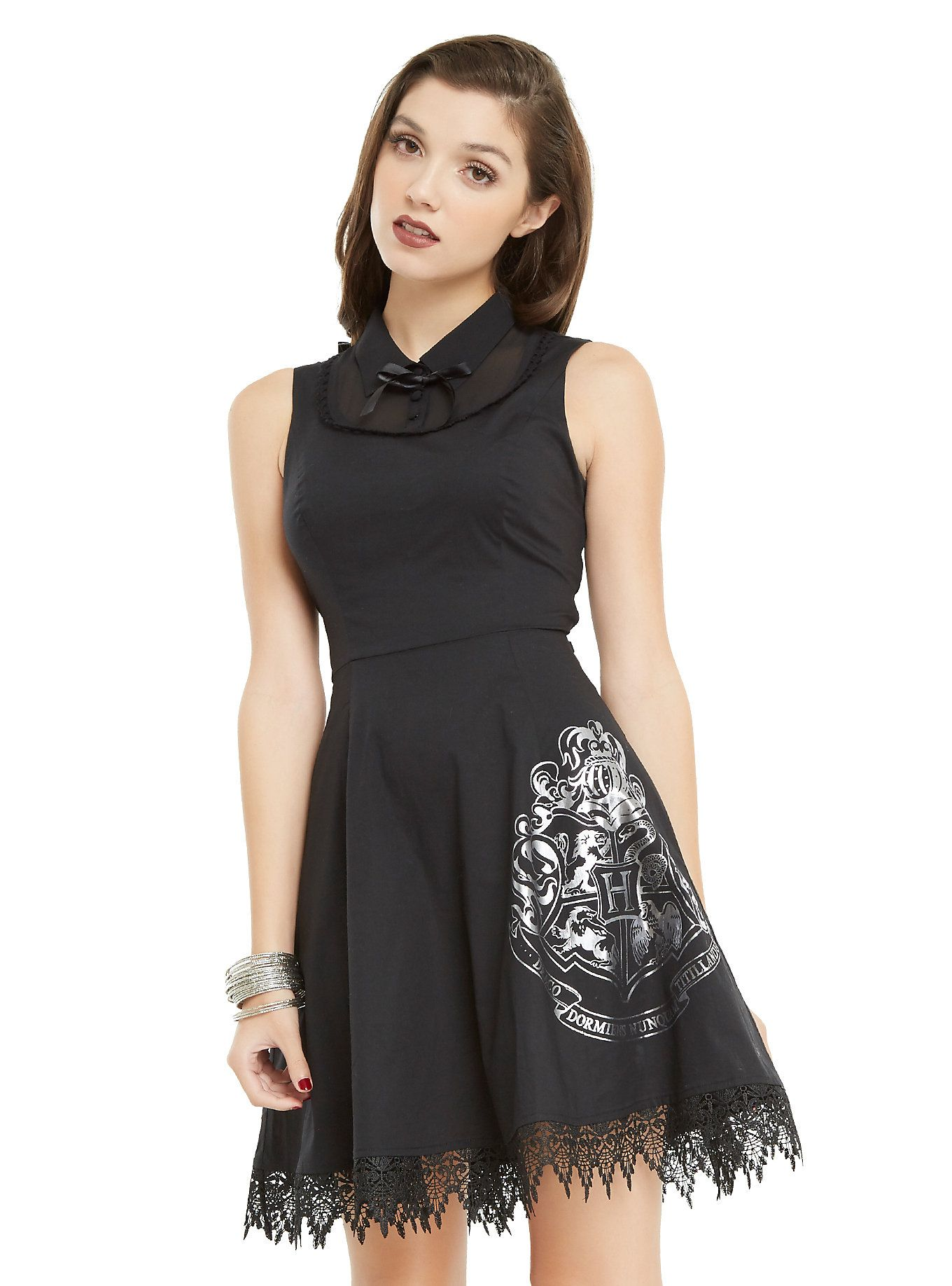 c587503092 Harry Potter Hogwarts Collar Dress