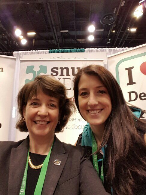 RT @snugvest: RT @Caot_bc: Guess who we found at #AOTA16? @CAOT_ACE ED Janet Craik and corporate associate @snugvest https://t.co/4Bk2xDfakc