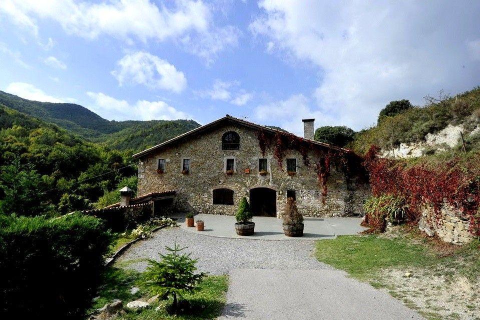 Casa rural a la Vall de Bianya dins la Garrotxa i la Vall de Camprodon