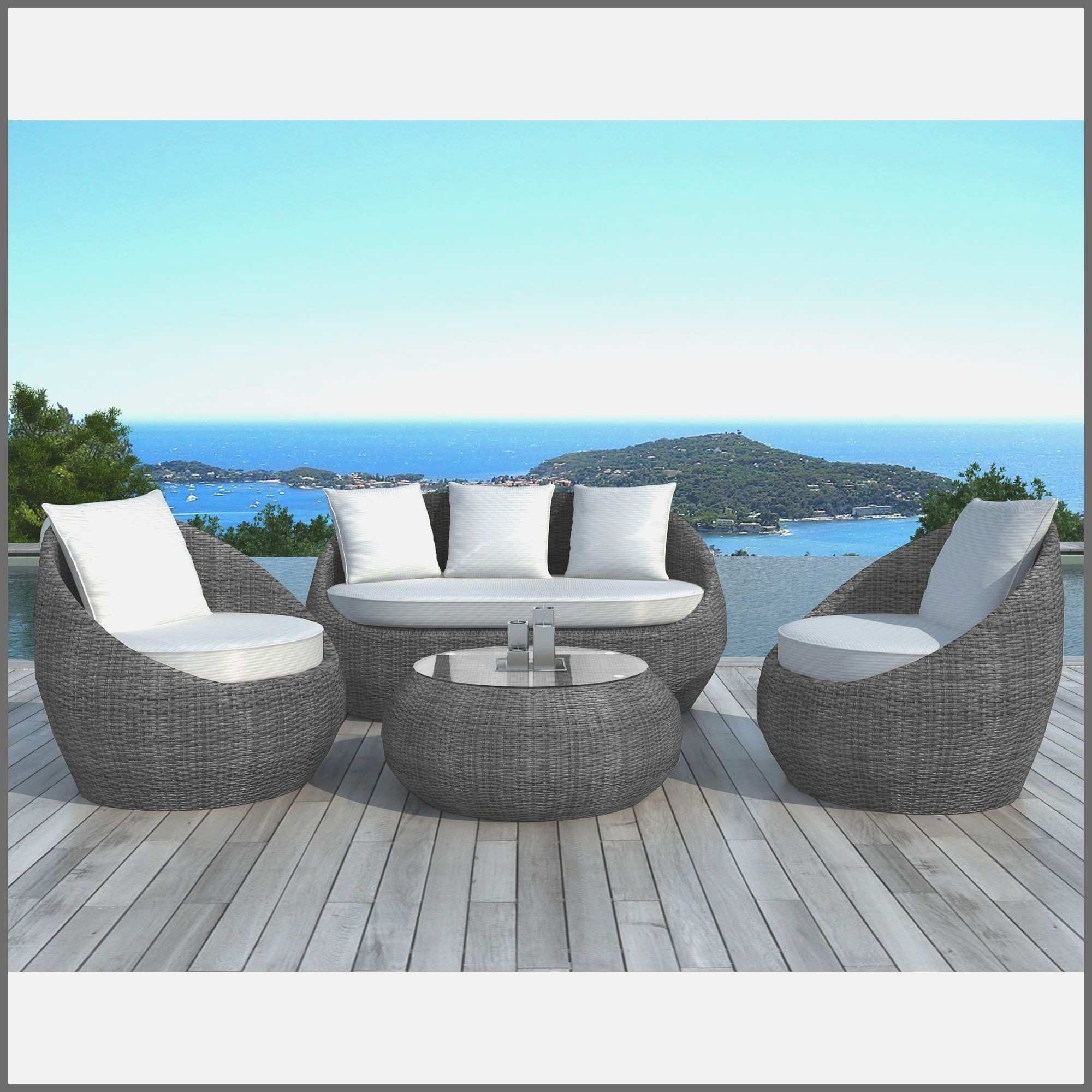 50 Salon De Jardin En Rotin Tressé Outdoor Furniture Sets Outdoor Chairs Outdoor Furniture