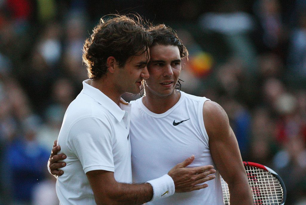 Image result for wimbledon 2008 men's final