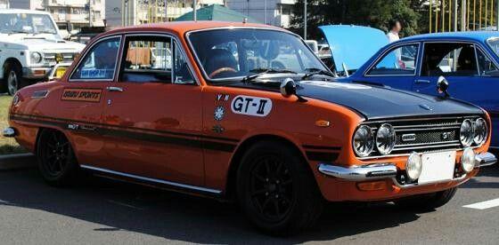 1971 Isuzu Bellett 1600GT Type R