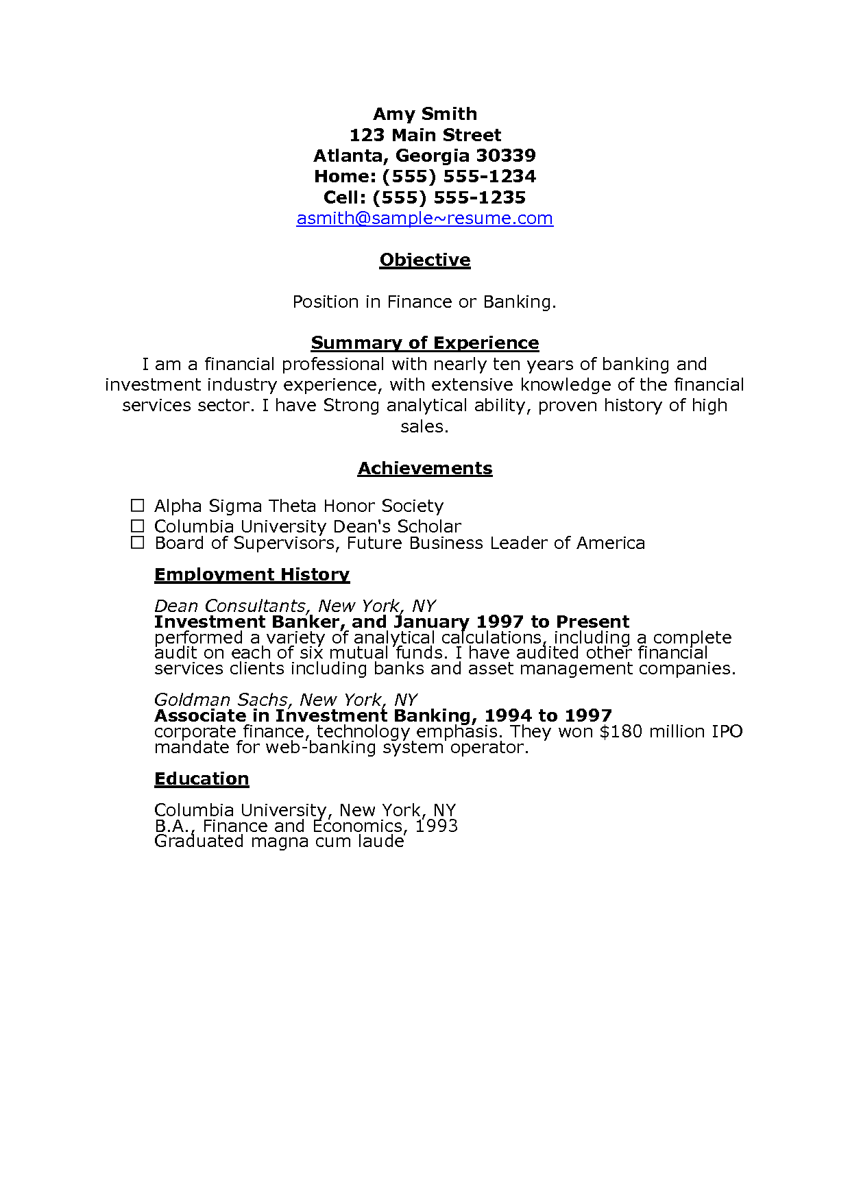 Bad Resume Writing Examples Millennium Focus Job Resumes Template