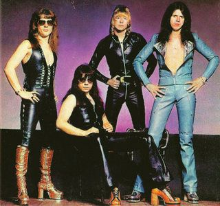 The Sweet   Glam rock bands, Rock band photos, 70s glam rock