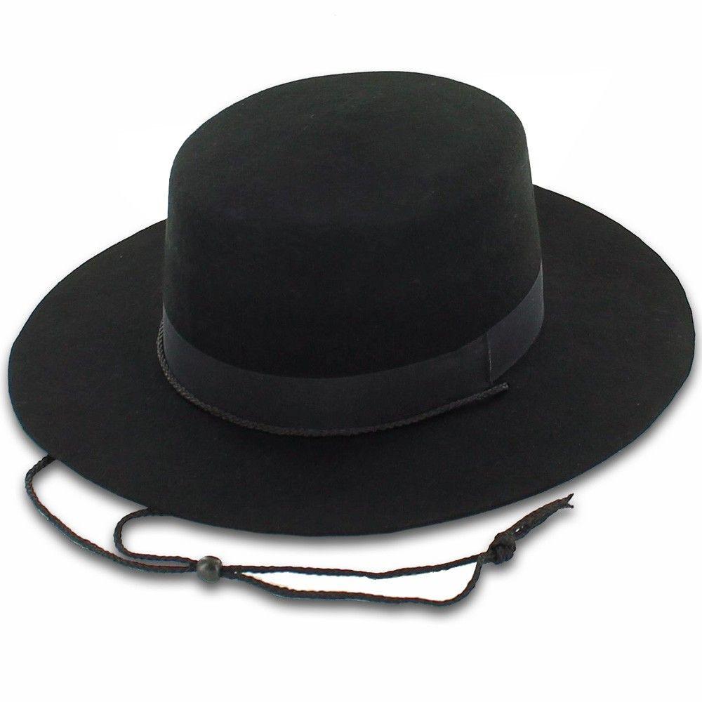8fc9df19393bf Classic Zorro Gaucho Hat
