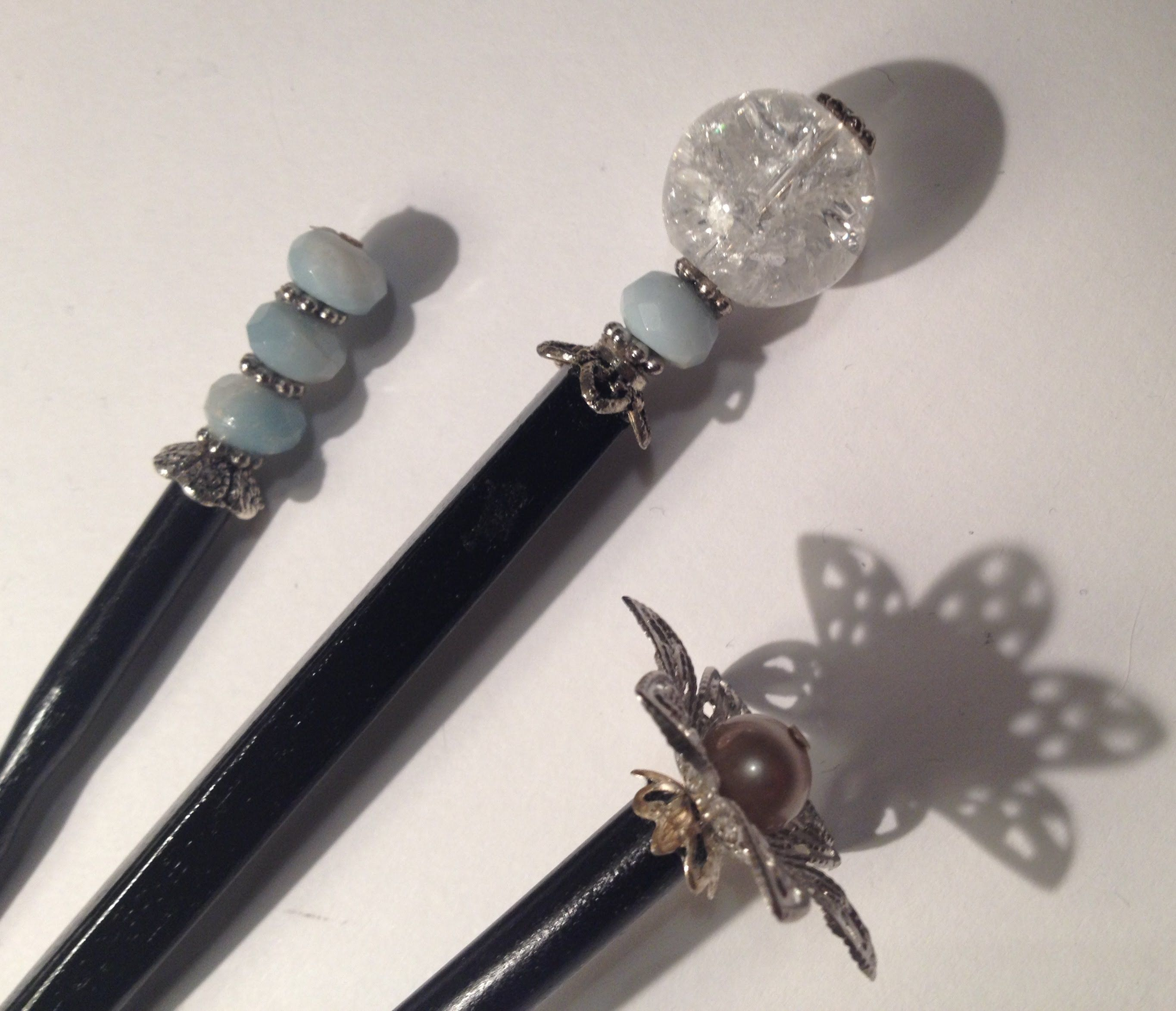 How To Make Hair Sticks Love It Got The From But You Can Use Chopsticks