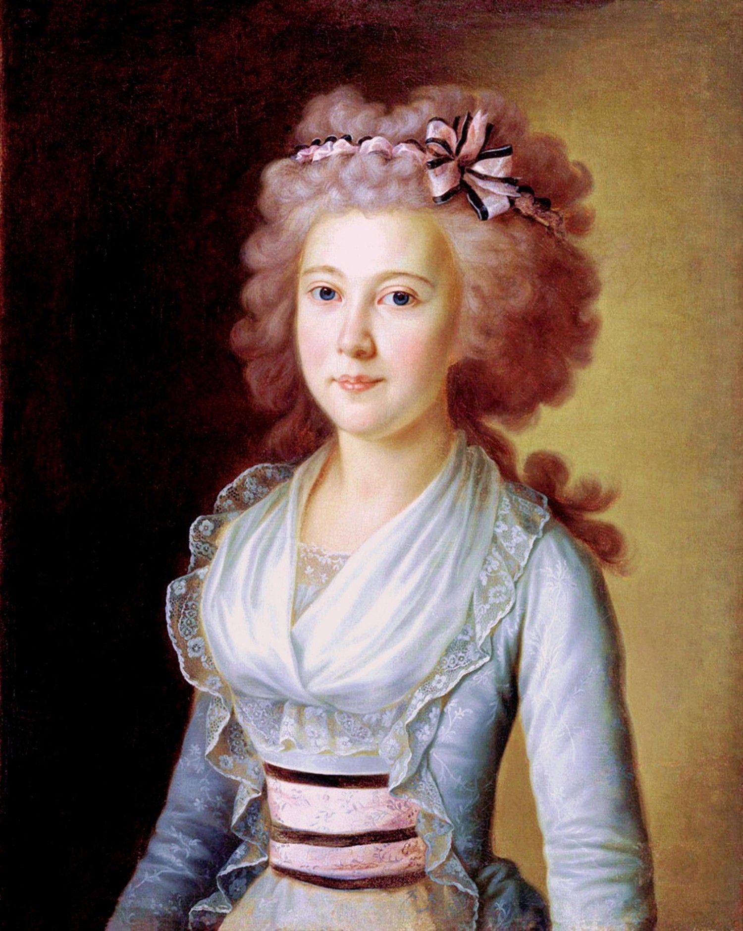 Resultado De Imagen De Eighteenth Century Portrait Painting 18th Century Costume 18th Century Paintings Portrait