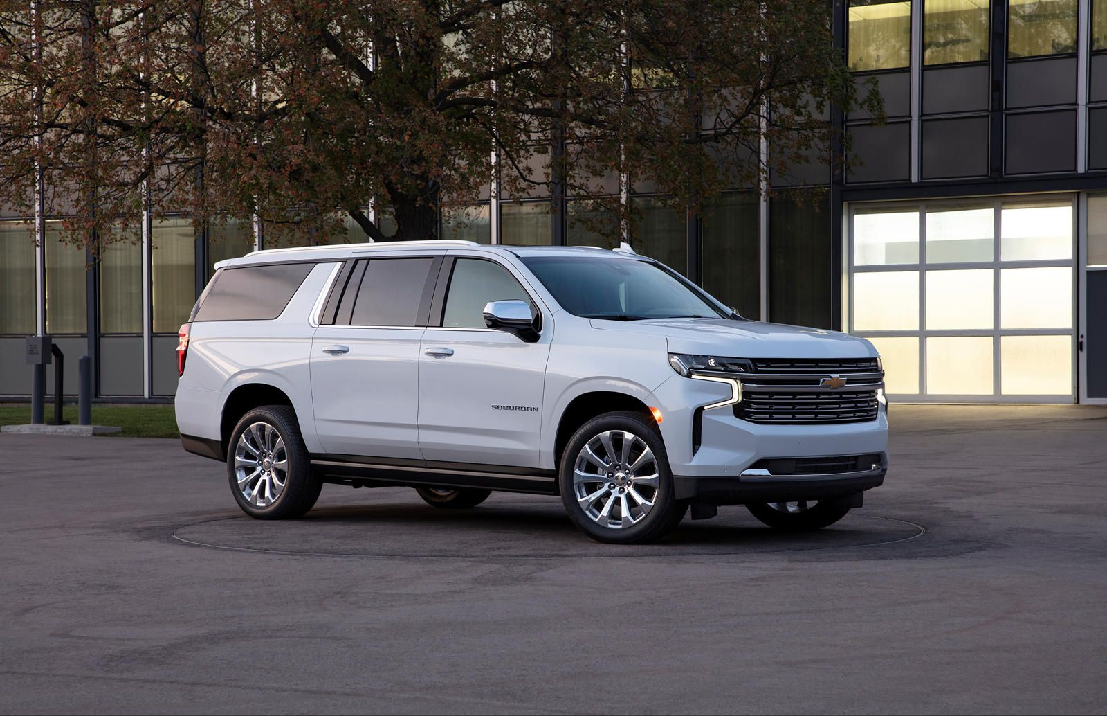 2021 Chevrolet Suburban First Look Review Bigger And Better Than