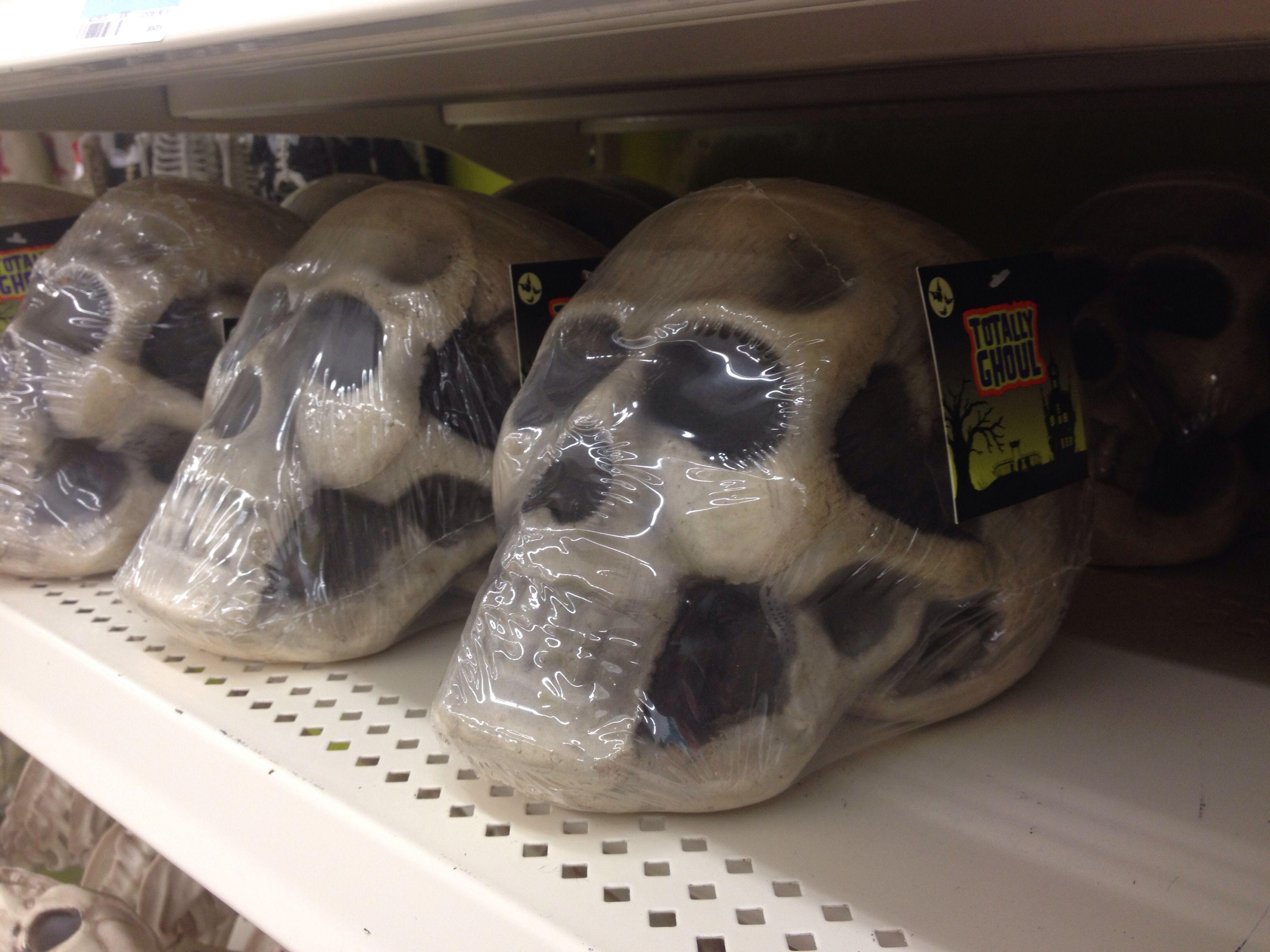 foam skulls at kmart halloween decorations halloween shopping foam skulls at kmart halloween decorations halloween shopping - Kmart Halloween Decorations