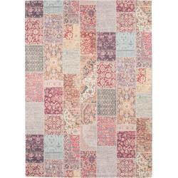 Photo of benuta Teppich mit Print Jelle Lila 120×180 cm – Vintage Teppich im Used-Look benuta
