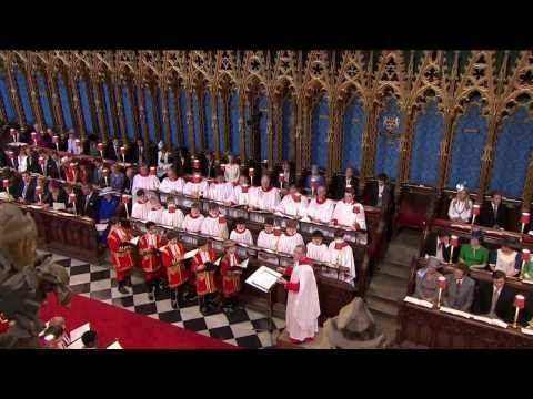 My Walking Down The Isle Song Royal Wedding Ceremony